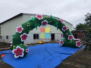 China Manufactuer And Supplier of Oxford Inflatable Arch