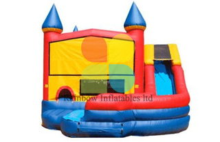 Outdoor Backyard Inflatable Module 5 In 1 Jumper Bounce House