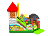 New Big Commercial Inflatable Animal Farm Playground Funcity
