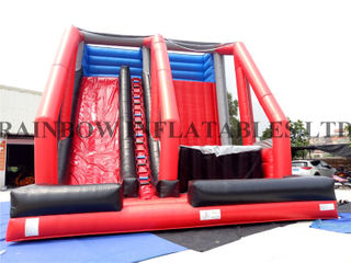 RB91017(9x8m) Inflatable New Design Climbing and Jumping Freefall for Sport