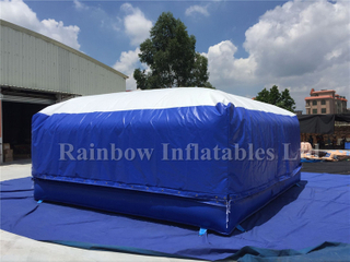 RB9082(5x5m)Inflatable Cushion Mat In Hot Selling Inflatable Sports Games