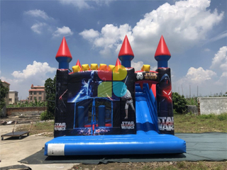 Inflatabe Star War Combo