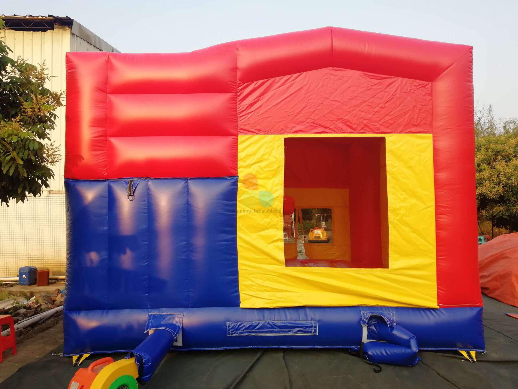 Best Outdoor Commercial Inflatable Castle for Birthday Party