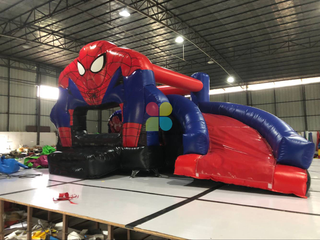 Inflatable Spider Man Bouncer Spider-man