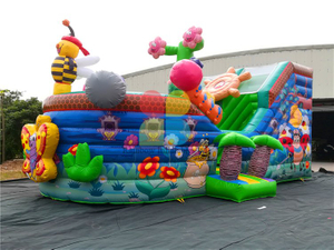 RB11015(8.5x4m)Inflatable Hot Sale Popular Bee Pirate Boat