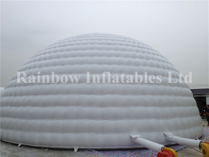 Outdoor Commercial Inflatable Igloo Tent Dome Tent for Sale