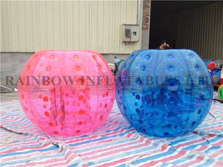 Outdoor Commercial Inflatable Bumper Ball Soccer Ball Body Bubble Ball for Sale