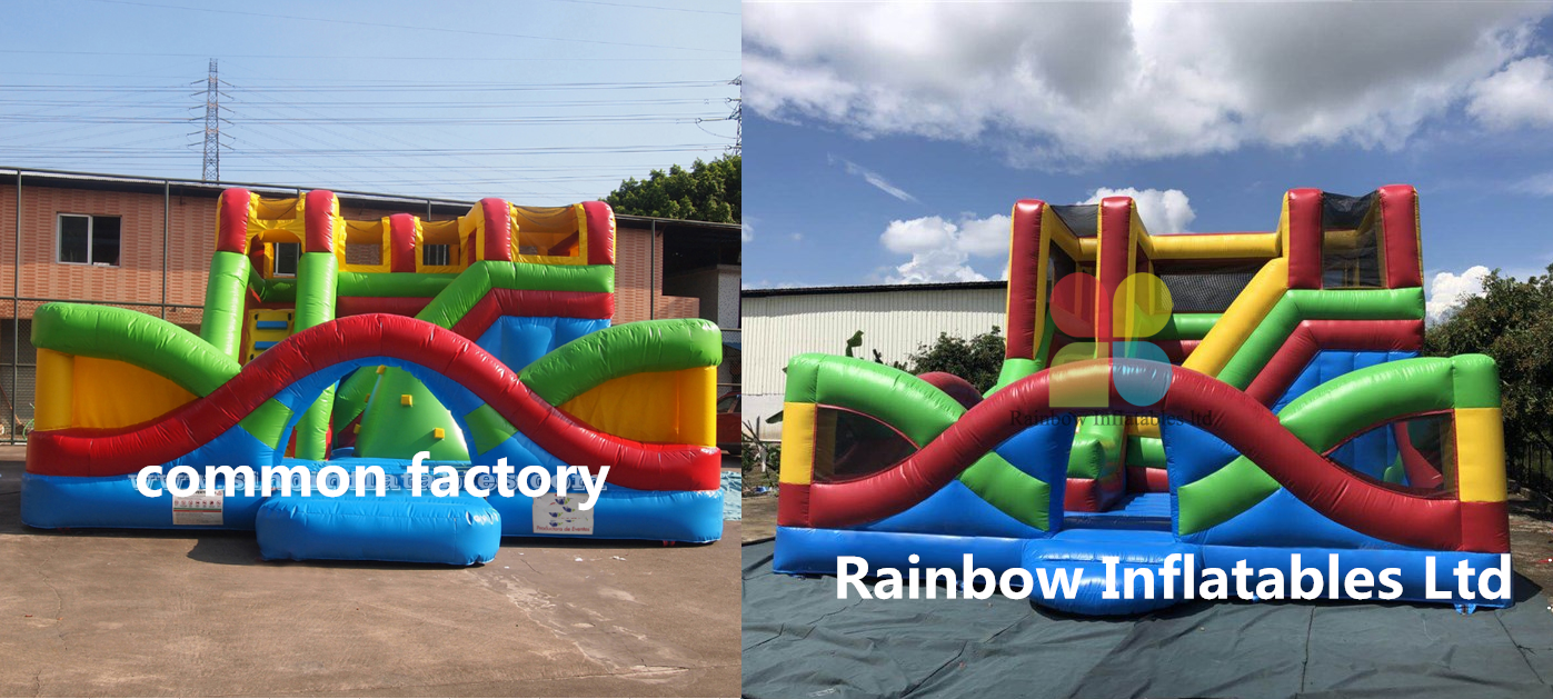 Xtreme Fun Run inflatables
