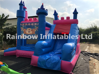 Outdoor Commercial Inflatable Princess Castle for Sale