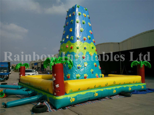 RB13023 (7x7x7m)Inflatables climbing mountain
