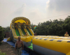 MELTDOWN THEME COLOR ZIP LINE SLIDE FOR KIDS