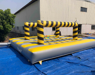 THE HOLES 5K INFLATABLE SPORTS GAME