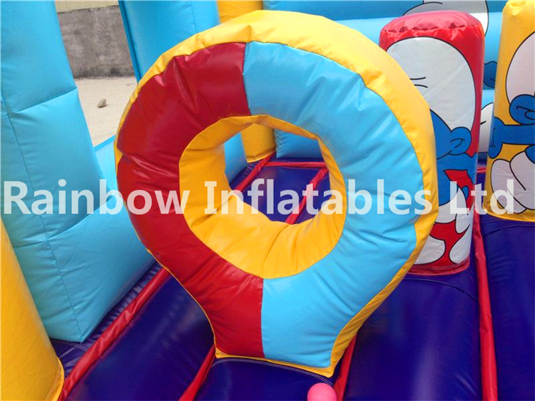 RB1018(3.5x3x3m) Inflatable New Jumping Bouner House