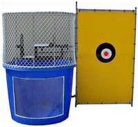 Good Quality Dunk Tank for Summer Playing