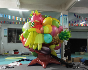 Outdoor using inflatable artwork, inflatable fruit park , inflatable models