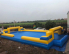 China Inflatable Foam Pit with Foam Machina