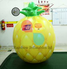 inflatable logo customized for advertising inflatable pineapple for decoration