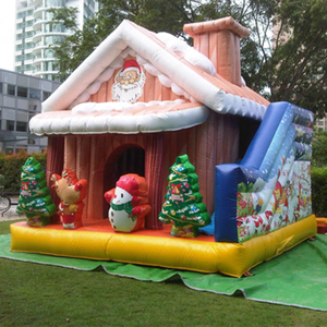 Popular Santa Grotto Christams Santa House