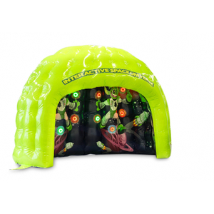 IPS Inflatable Interactive UFO Dome Tent Inflatable Tent With IPS