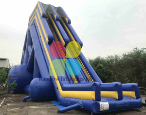 Outdoor Giant Long Water Slide for Adults for Amusement Park