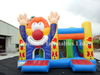 RB3028(5.2x5.5x3.5m)Inflatable Clown Bouncer Slide Combo for Kids